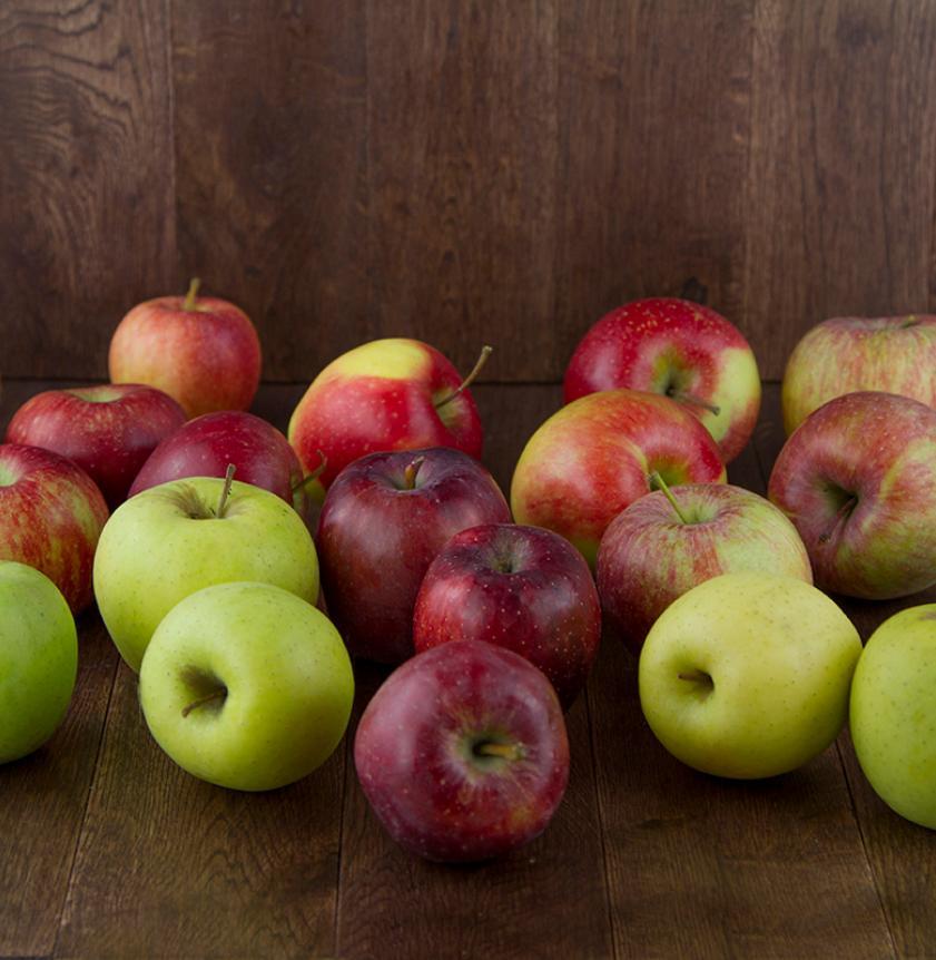 Box di mele misto