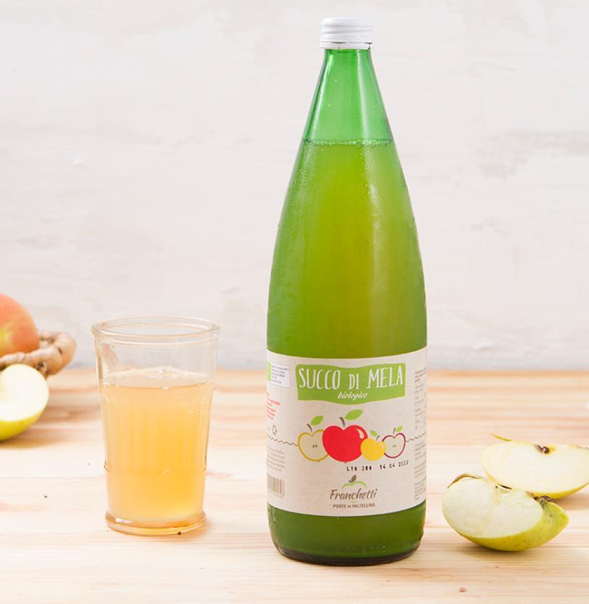 Succo di mele BIO