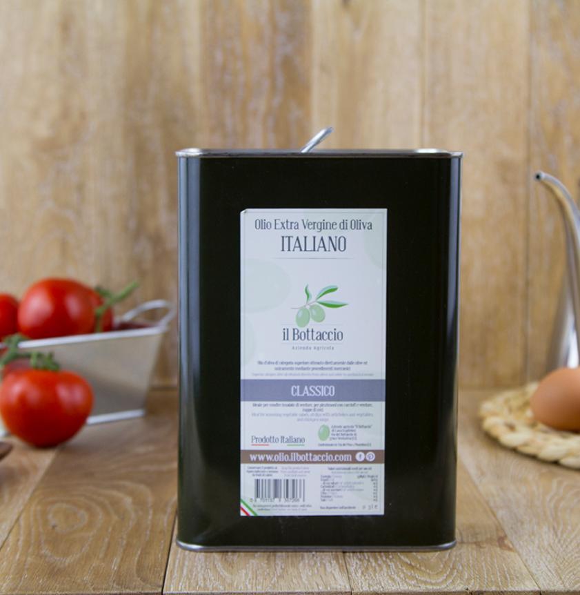 Olio extravergine di oliva Classico