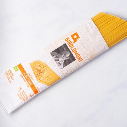 Spaghetti di grano duro BIO
