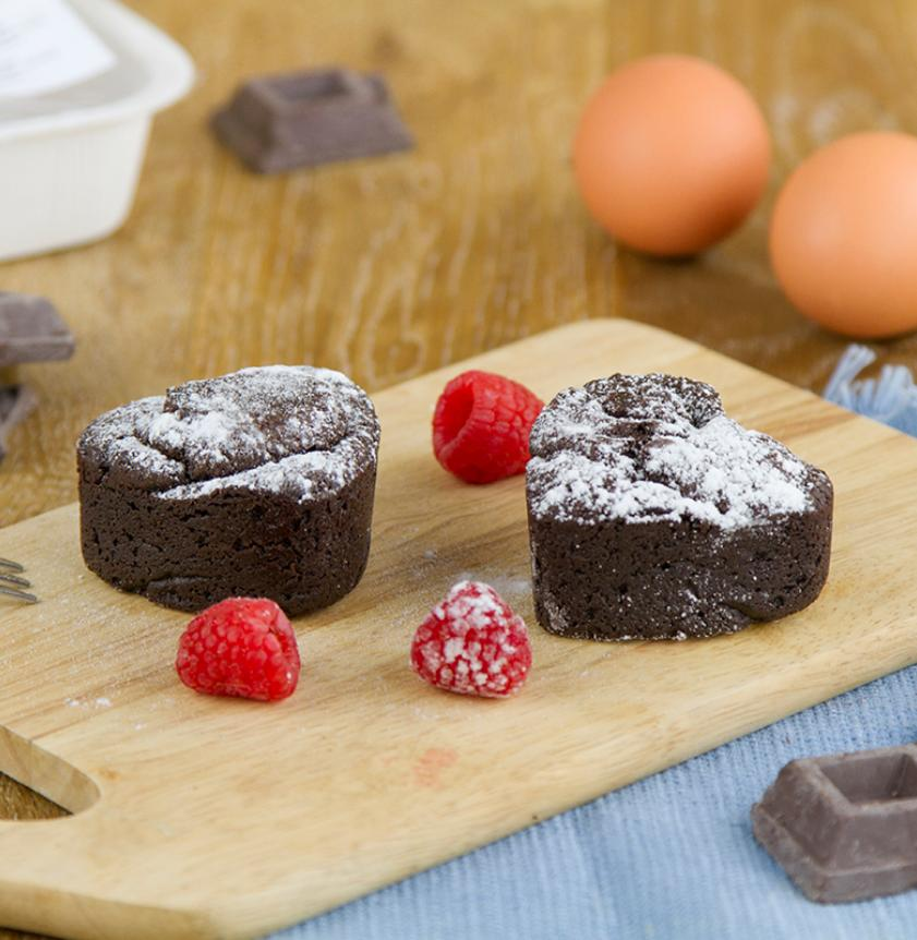 Delizie morbide al cioccolato