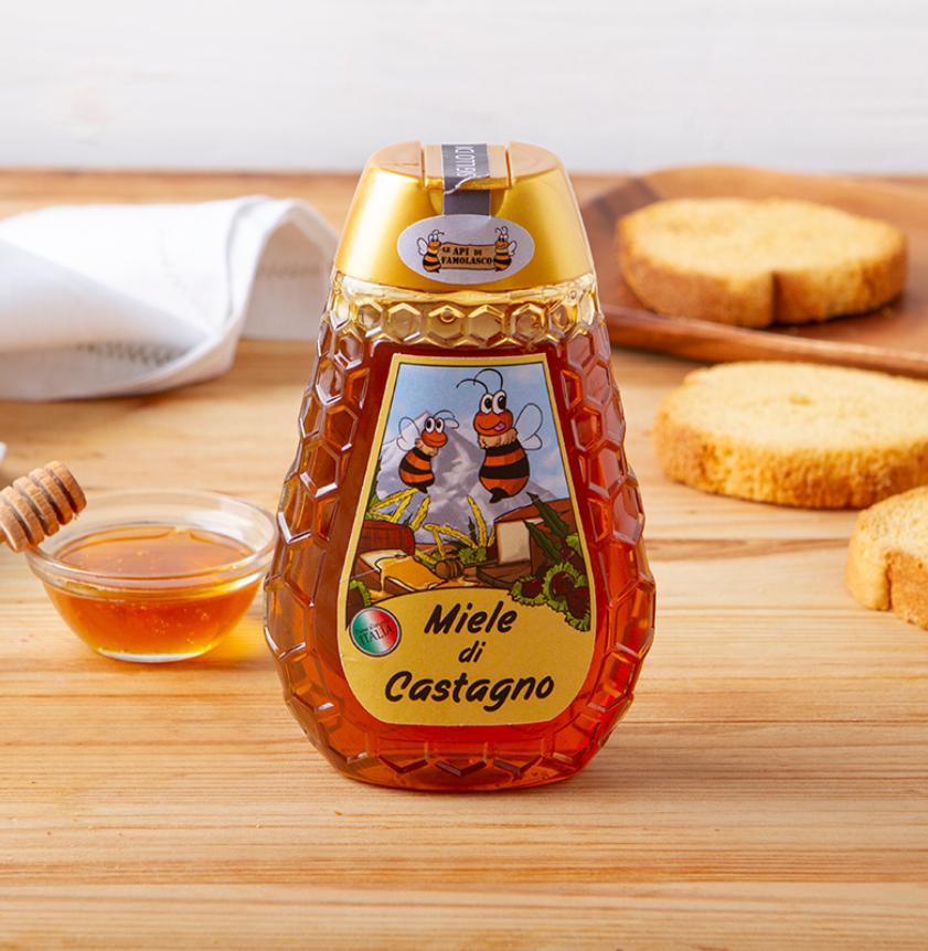 Squeezer di miele di castagno