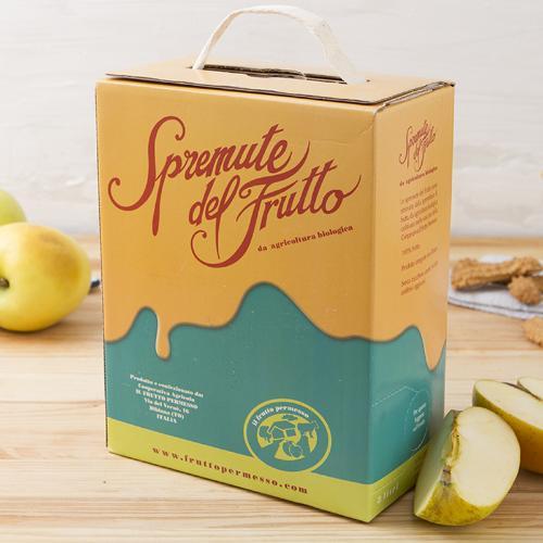 Succo di mele antiche bag in box BIO