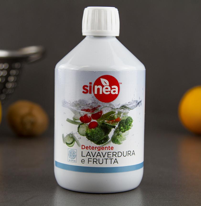 Detergente lavaverdura e frutta BIO