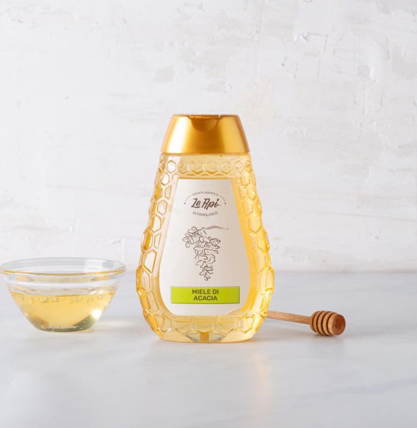 Squeezer di miele di acacia