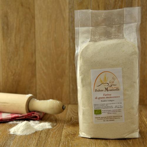 Farina di grano monococco BIO