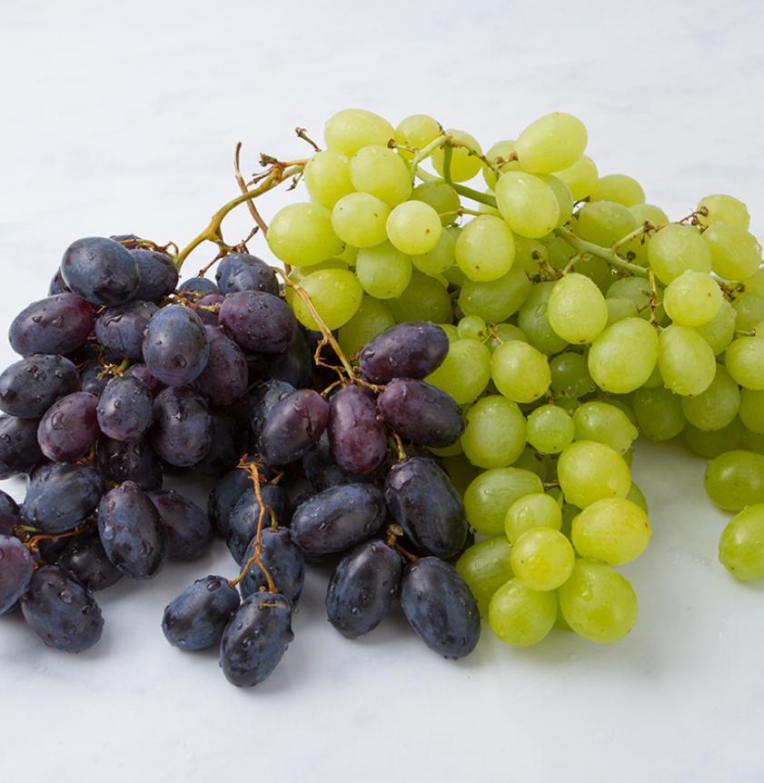 Mix di uva senza semi