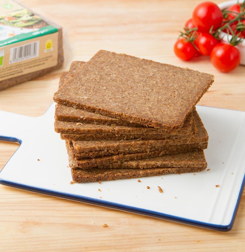 Pane di segale integrale BIO