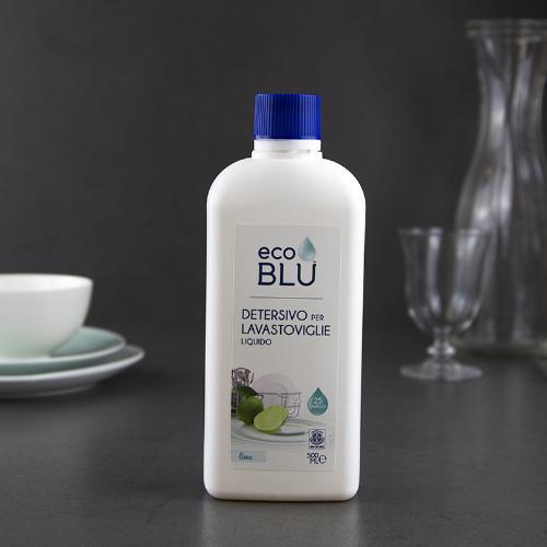 Detersivo lavastoviglie liquido al lime BIO