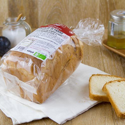 Pan dolce di farro BIO