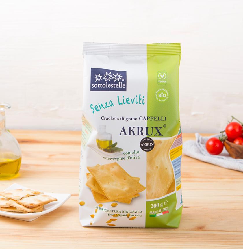 Crackers Cappelli Akrux® BIO