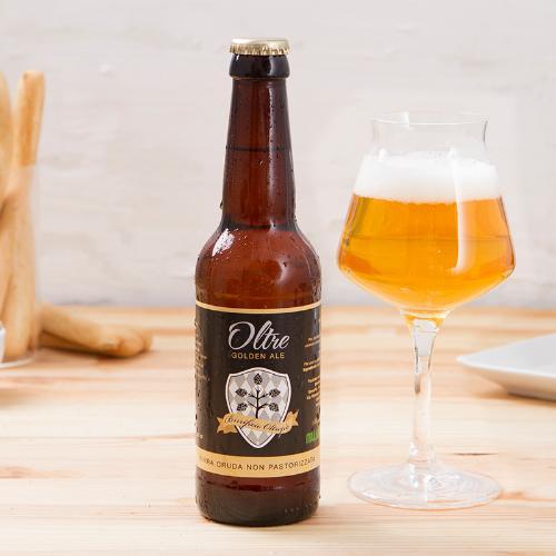 Birra oltre golden ale
