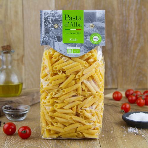 Penne di mais senza glutine BIO