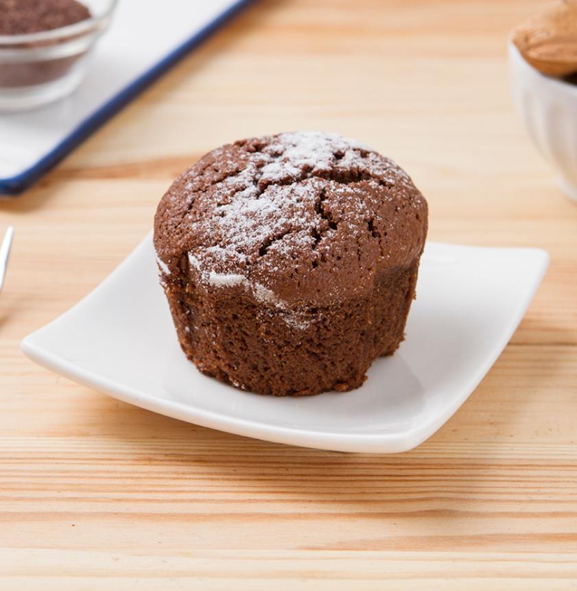 Muffin caprese