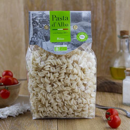 Fusilli di riso senza glutine BIO