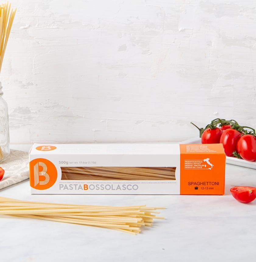 Spaghetti Bossolasco trafilati al bronzo