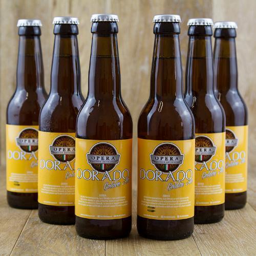 Birra Dorado Golden Ale