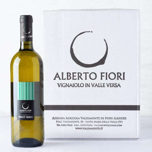 Pinot Nero vinificato in bianco vivace 2016