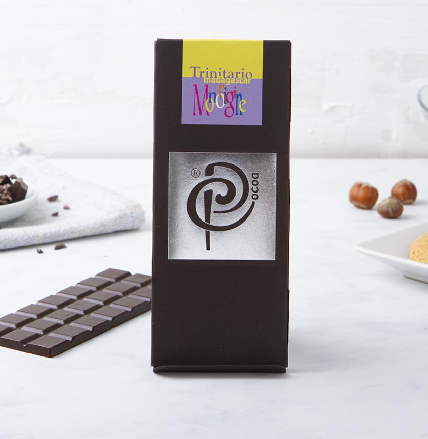 Cioccolato fondente 72% Madagascar