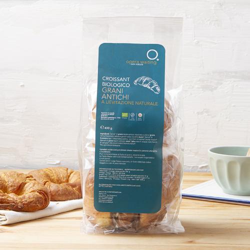 Croissant artigianale grani antichi BIO