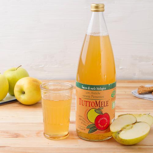 Succo di mele antiche BIO