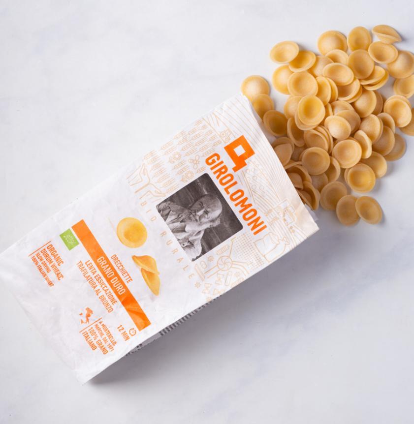 Orecchiette di grano duro BIO