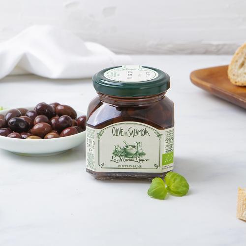Olive in salamoia BIO