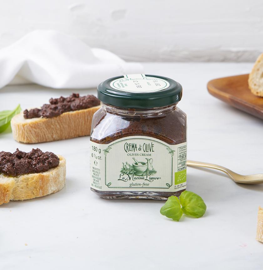 Patè di olive BIO
