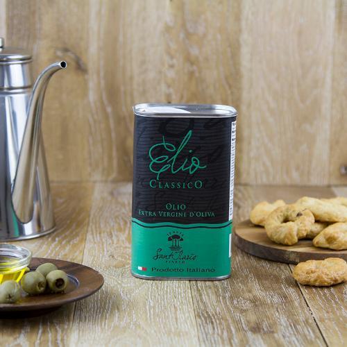 Olio extravergine d'oliva ELIO
