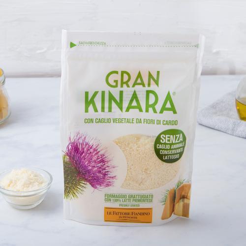 Formaggio Gran Kinara grattugiato