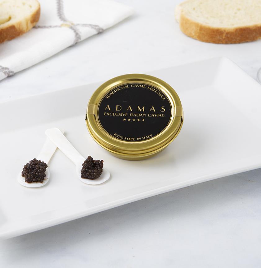 Caviale italiano Black Adamas