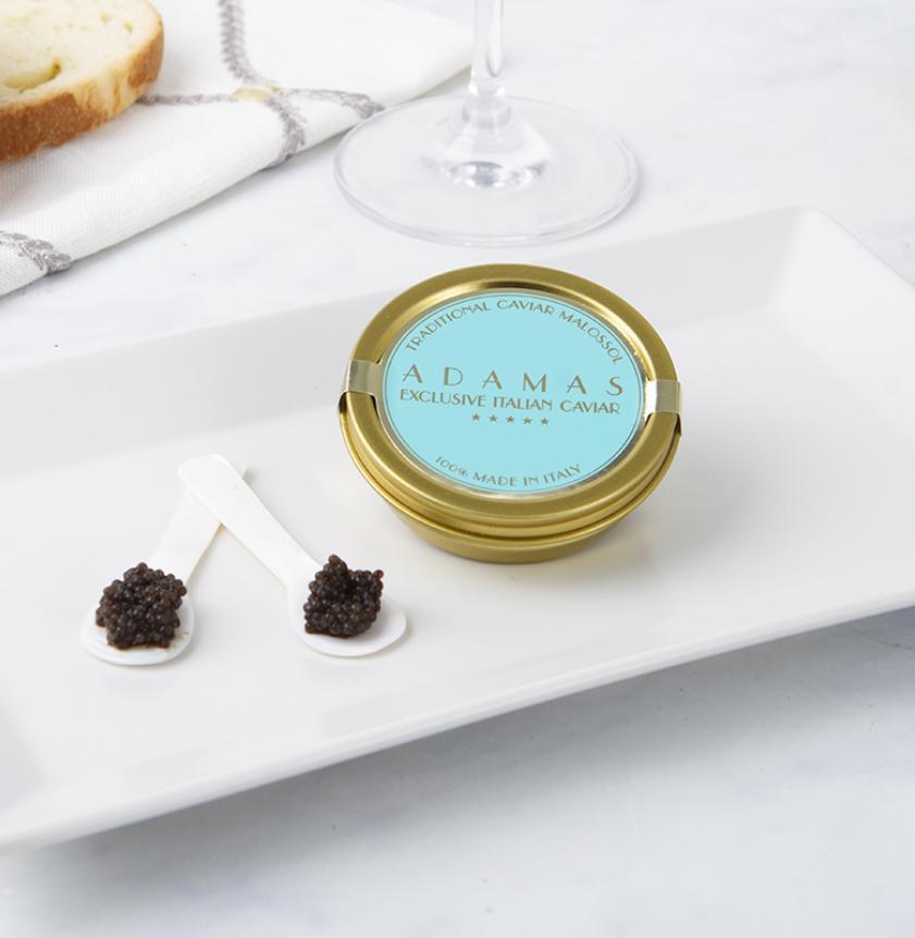 Caviale italiano Aqua Adamas