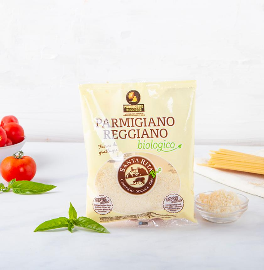 Parmigiano Reggiano grattugiato BIO