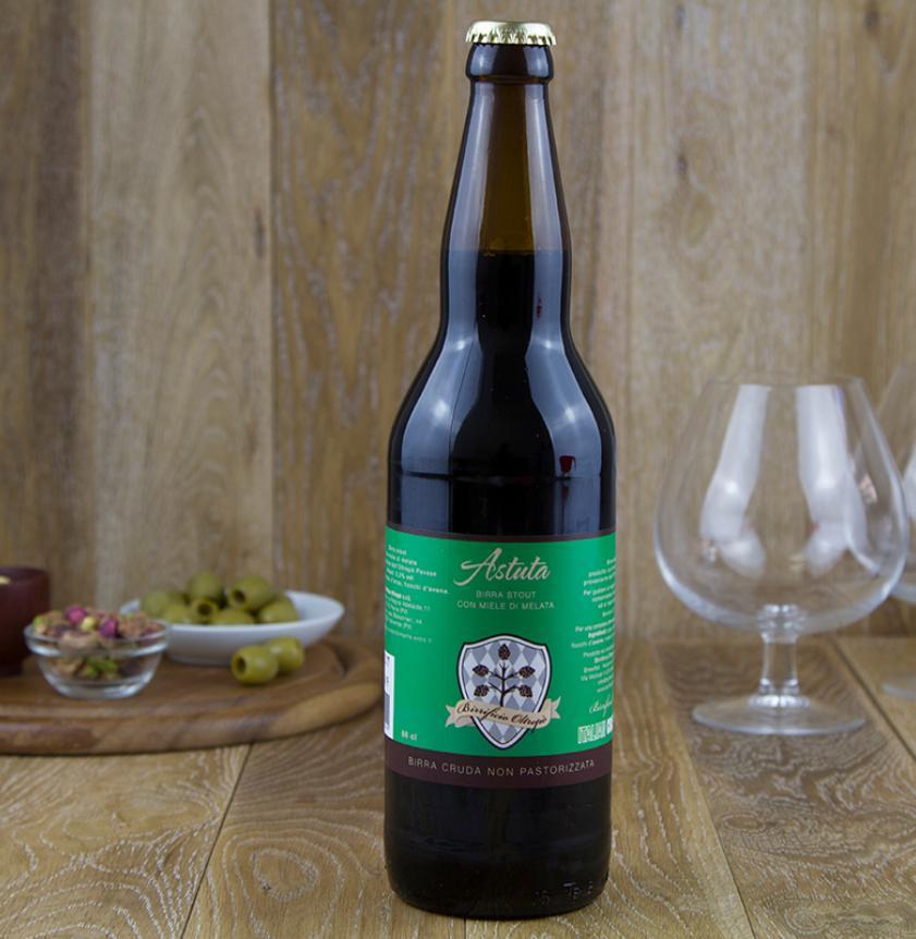 Birra Astuta Stout