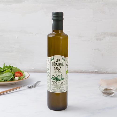 Olio extravergine di olive Taggiasca BIO