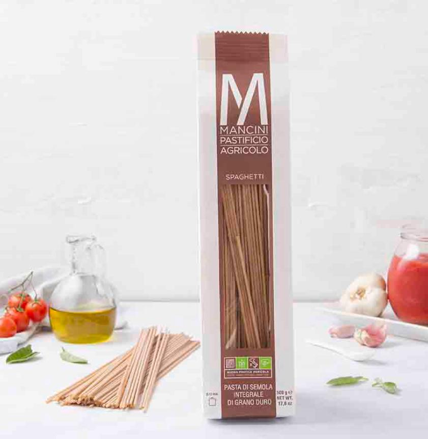 Spaghetti integrali BIO Mancini