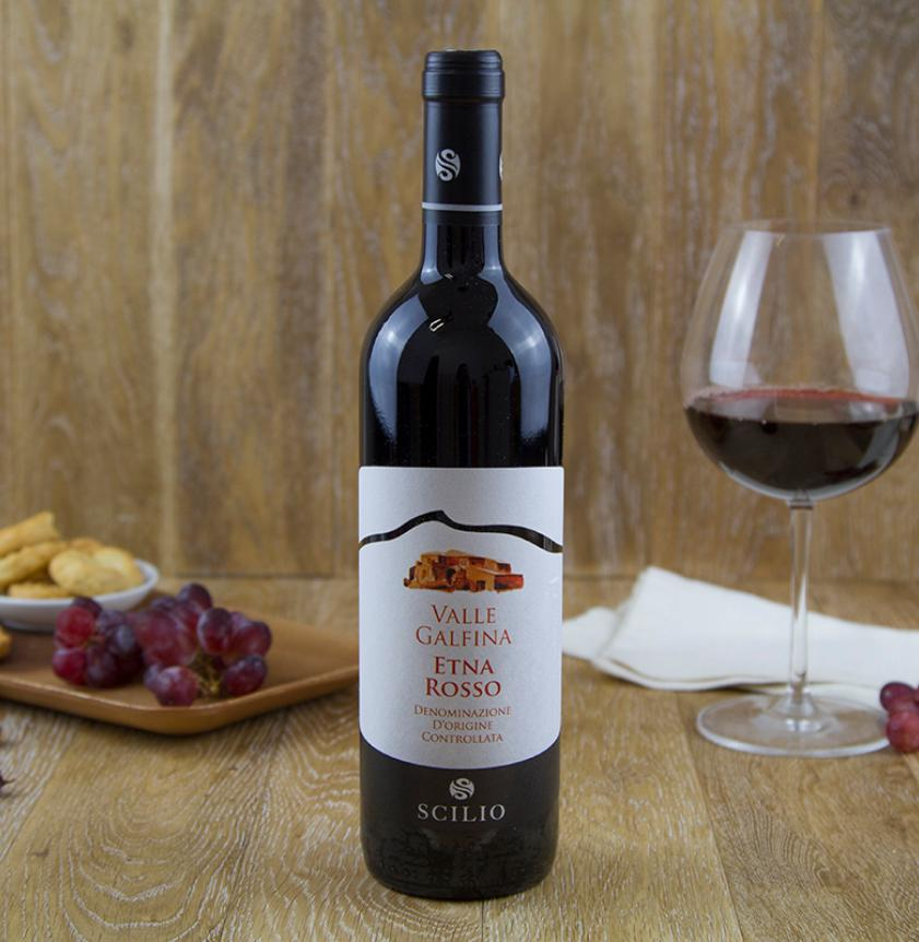 Etna Rosso 2014 BIO