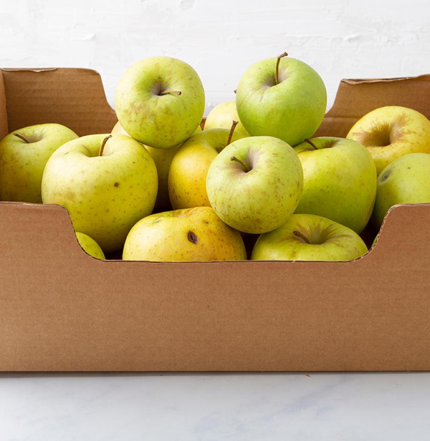Box di mele renetta