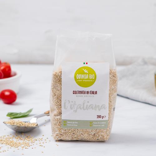 Quinoa italiana BIO