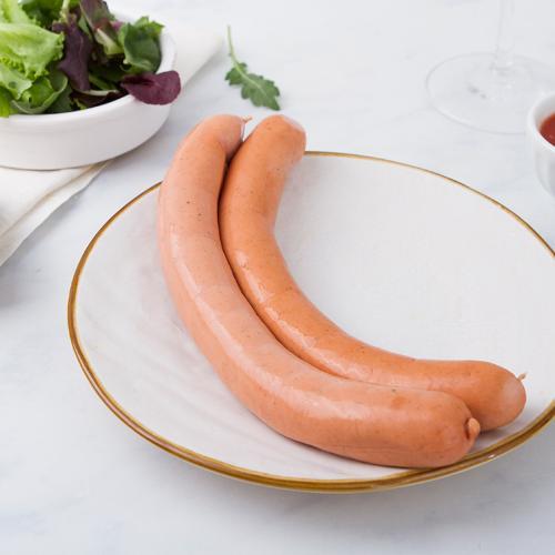 Wurstel lunghi di carne mista