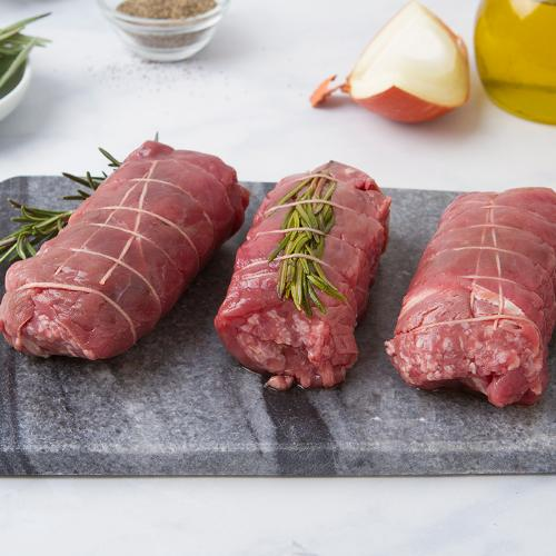 Involtini di ripieni di carne piemontese