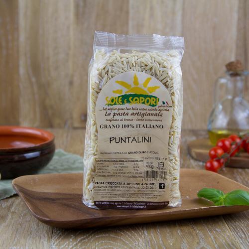 Puntalini di grano di filiera