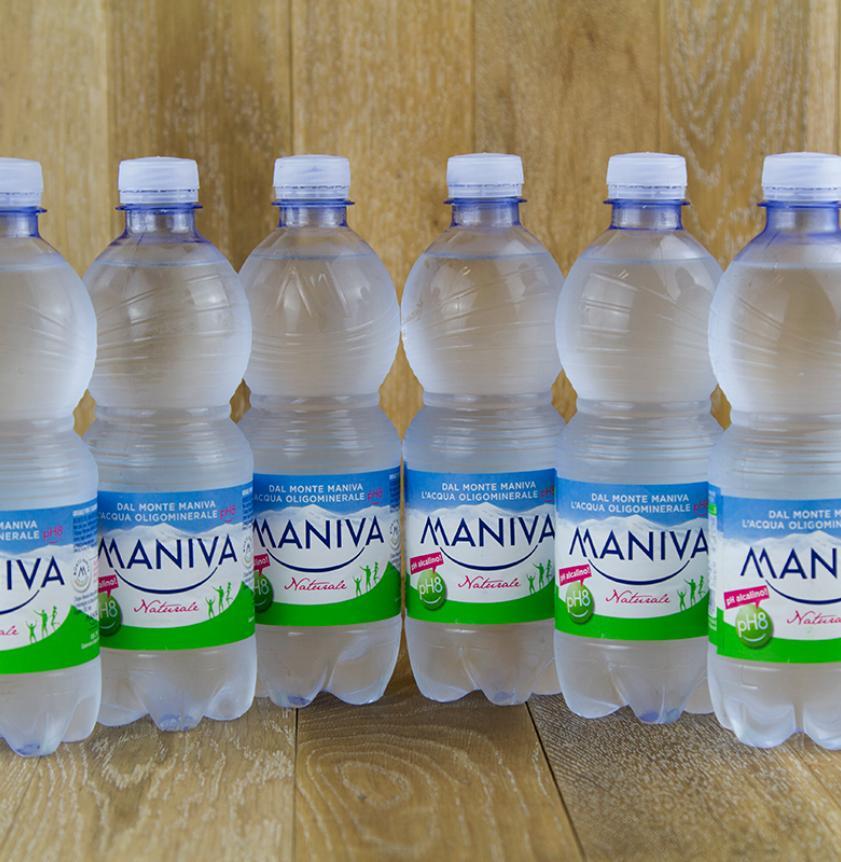 Acqua Naturale pH8 500 ml