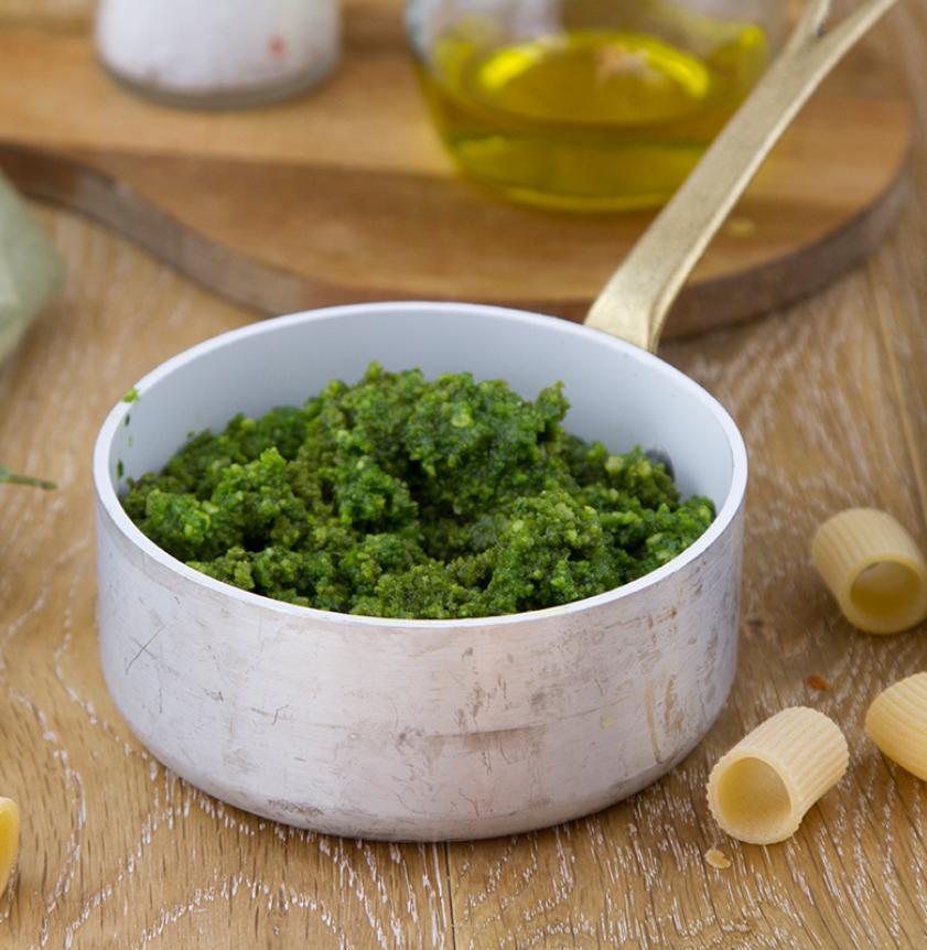 Pesto freschissimo al basilico