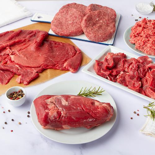 Box di carne Grigio Alpina del Trentino