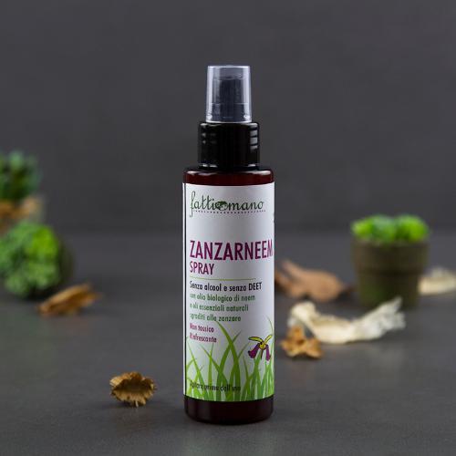 Zanzarneem antizanzare spray