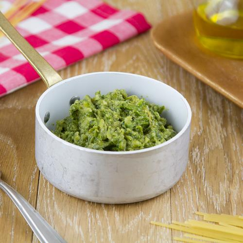 Pesto freschissimo di zucchine