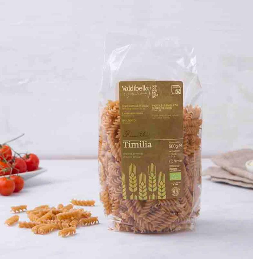 Fusilli di grano duro Timilia BIO