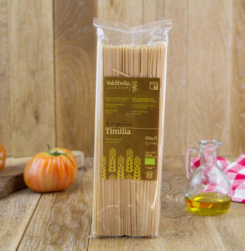 Linguine di grano duro Timilia BIO