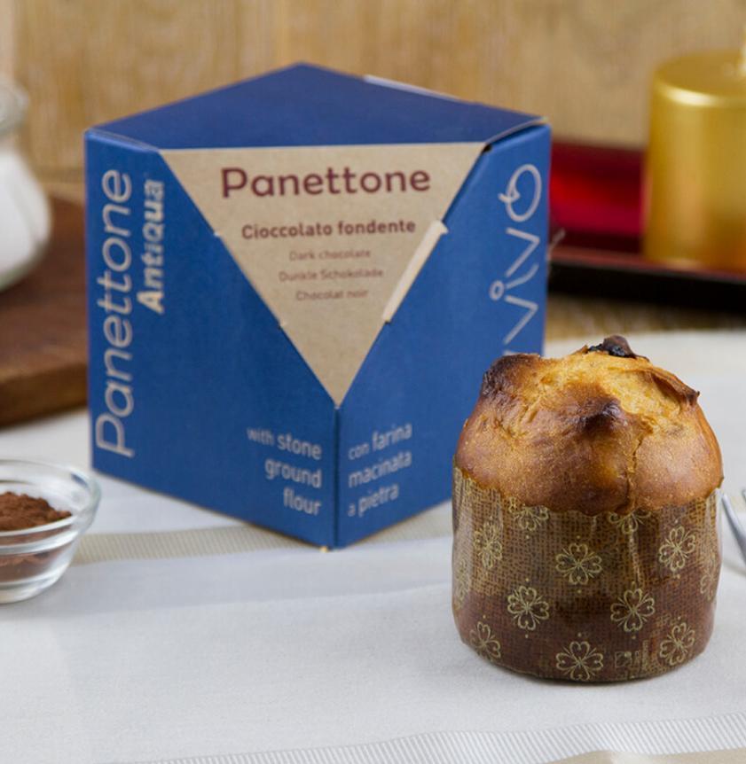 Mini Panettone classico al cioccolato